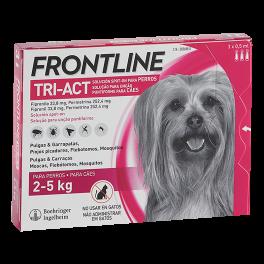 FRONTLINE TRI-ACT 3 PIPETAS...