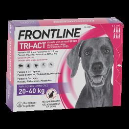 FRONTLINE TRI-ACT 6 PIPETAS...