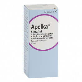 APELKA 5 mg/ml SOLUCION...