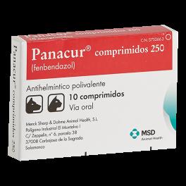 PANACUR COMPRIMIDOS 250 mg...