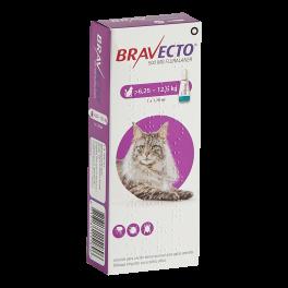 BRAVECTO PLUS CAT 500 MG...