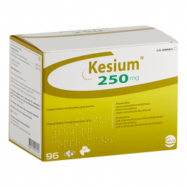 KESIUM 250 mg COMPRIMIDOS...