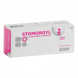 STOMORGYL 2 kg 50 Comprimidos