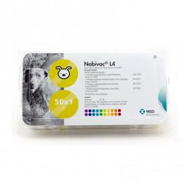 NOBIVAC L4 50 viales x 1 ml