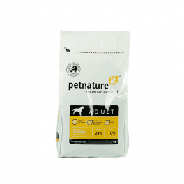 PETNATURE ADULT CHICKEN 3 kg