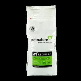 PETNATURE ADULT REGULAR 20 kg