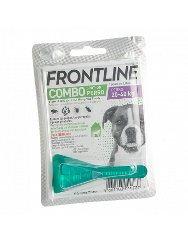 FRONTLINE SPOT ON COMBO PERROS...