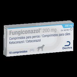 FUNGICONAZOL 200 mg 10 comp