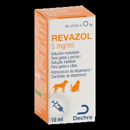 REVAZOL 5 mg/ml 10 ml