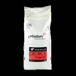 PETNATURE ADULT PREMIUM 20 kg