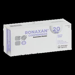 RONAXAN 20 mg 50 Comprimidos
