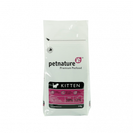 PETNATURE CAT KITTEN 2 kg