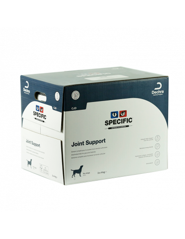 SPECIFIC JOINT SUPPORT CJD 12 kg (3x4...