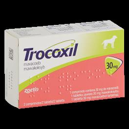 TROCOXIL 30 mg 2 Comprimidos