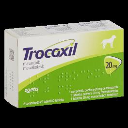 TROCOXIL 20 mg 2 Comprimidos