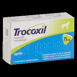 TROCOXIL 75 mg 2 Comprimidos