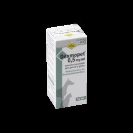 DEXMOPET 0.5 mg/ml SOLUCION...