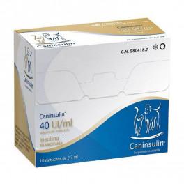 CANINSULIN 10 x 2,7 ml...