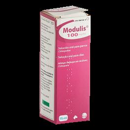 MODULIS 100 mg/ml SOLUCION...