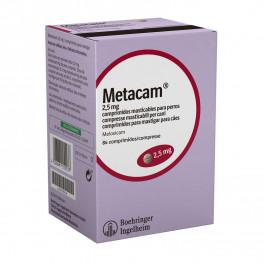 METACAM 2,5 mg 84 Comprimidos