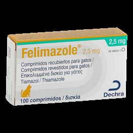 FELIMAZOLE 2,5 mg 100...