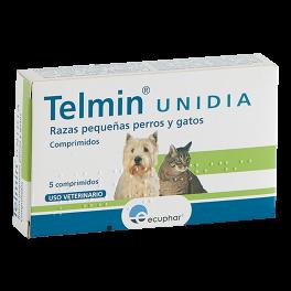 TELMIN UNIDIA COMPRIMIDOS 5...