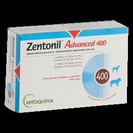 ZENTONIL ADVANCED 400 mg 30...