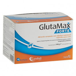 GLUTAMAX FORTE 120 COMP