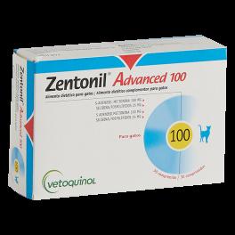ZENTONIL ADVANCED 100 mg 30...