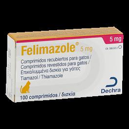 FELIMAZOLE 5 mg 100...