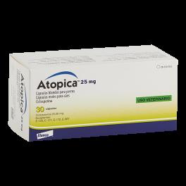 ATOPICA 25 mg 30 capsulas