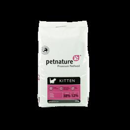 PETNATURE CAT KITTEN 10 kg