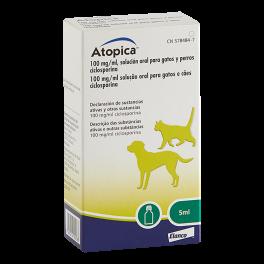 ATOPICA 100 mg/ml SOLUCION...