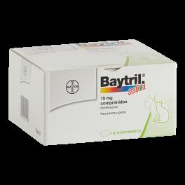 BAYTRIL SABOR 15 mg...