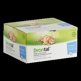 DRONTAL GATOS 96 Comprimidos