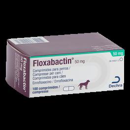 FLOXABACTIN 50 mg 100 comp