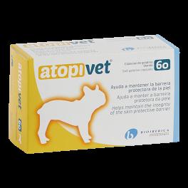 ATOPIVET 60 capsulas