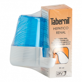 TABERNIL HEPATICOENAL 20 ml