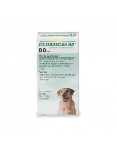 CLOMICALM 80 mg 30 Comprimidos