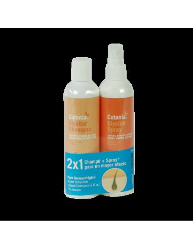 CUTANIA GlycoZoo Pack 236 ml (Champú...