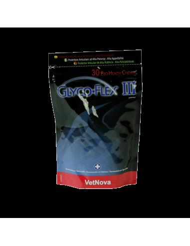 GLYCO FLEX III 30 chews