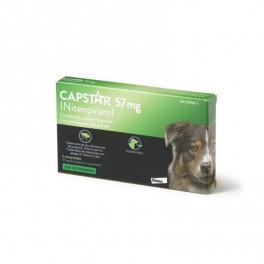 CAPSTAR 57 mg 6 comprimidos