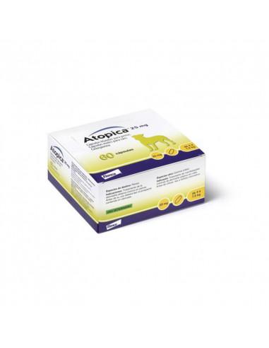 ATOPICA 25 mg 60 capsulas