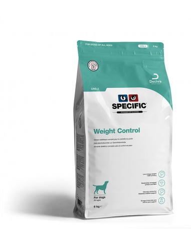 SPECIFIC WEIGHT CONTROL CRD-2 6 kg