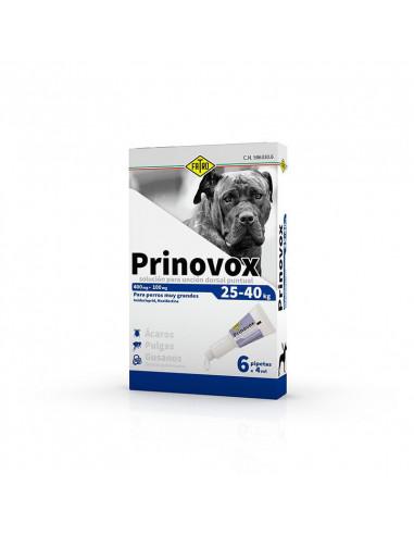 PRINOVOX PERROS (más de 25 kg) 6...