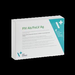 Rapid double FIV Ab/FeLV Ag...