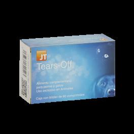 JT TEAR-OFF 60 COMPRIMIDOS