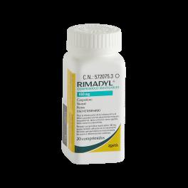 RIMADYL PALATABLE 100 mg 20...