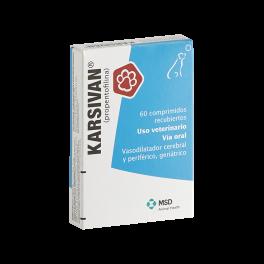 KARSIVAN 50 mg 60 Comprimidos