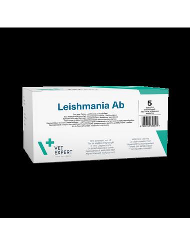 Rapid single Leishmania Ab (box 5)
